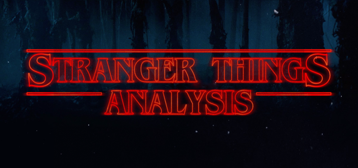 stranger things analysis